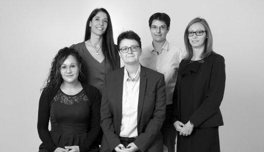 L'équipe du Cabinet -
